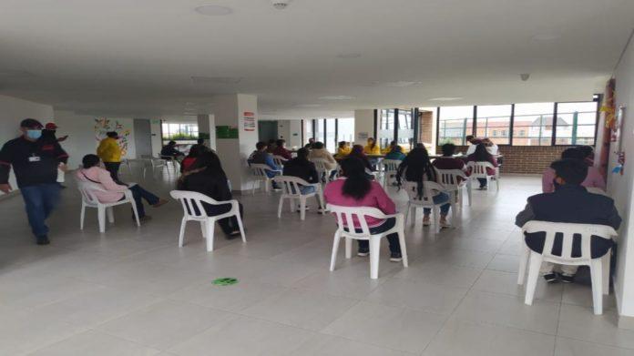 Feria de empleo Ciudad Bolívar