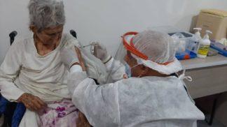 Bogotá ya lleva 39.581 vacunas aplicadas contra COVID-19