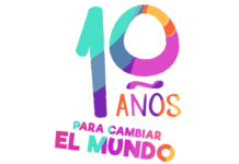10 años para cambiar el mundo'