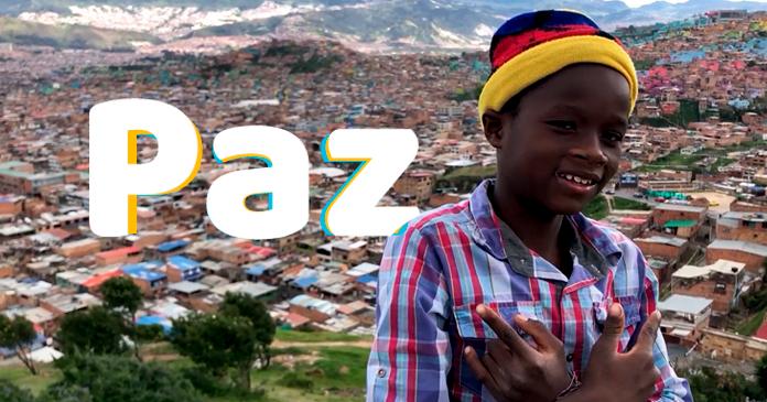 Paz en Colombia protestas y pandemia